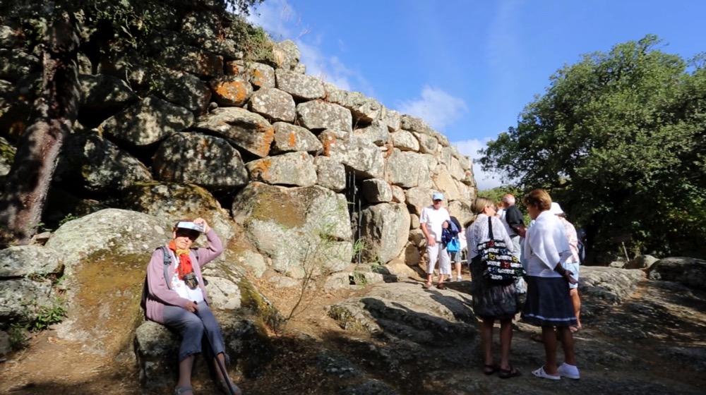 nuraghe majori tempio pausania