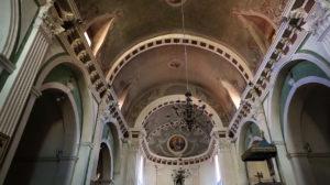 interno Chiesa San Pietro, Tempio Pausania