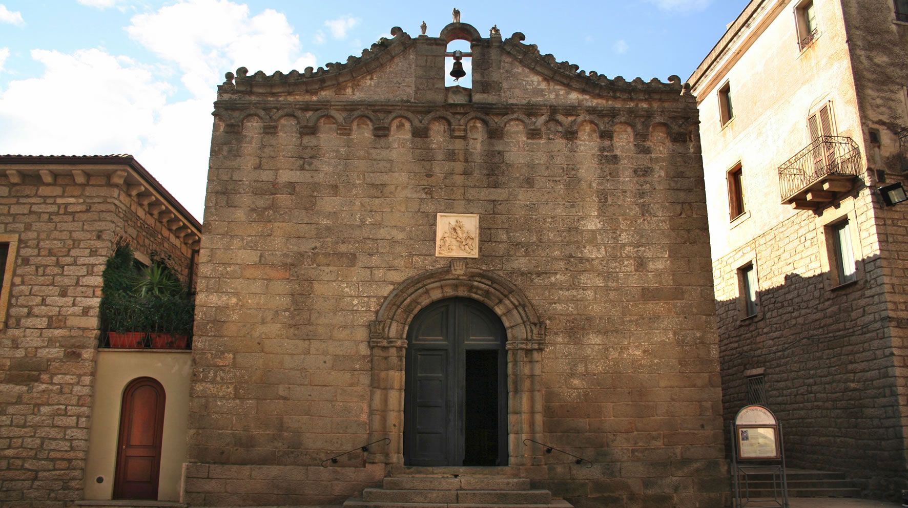 Oratorio del Rosario, Tempio Pausania