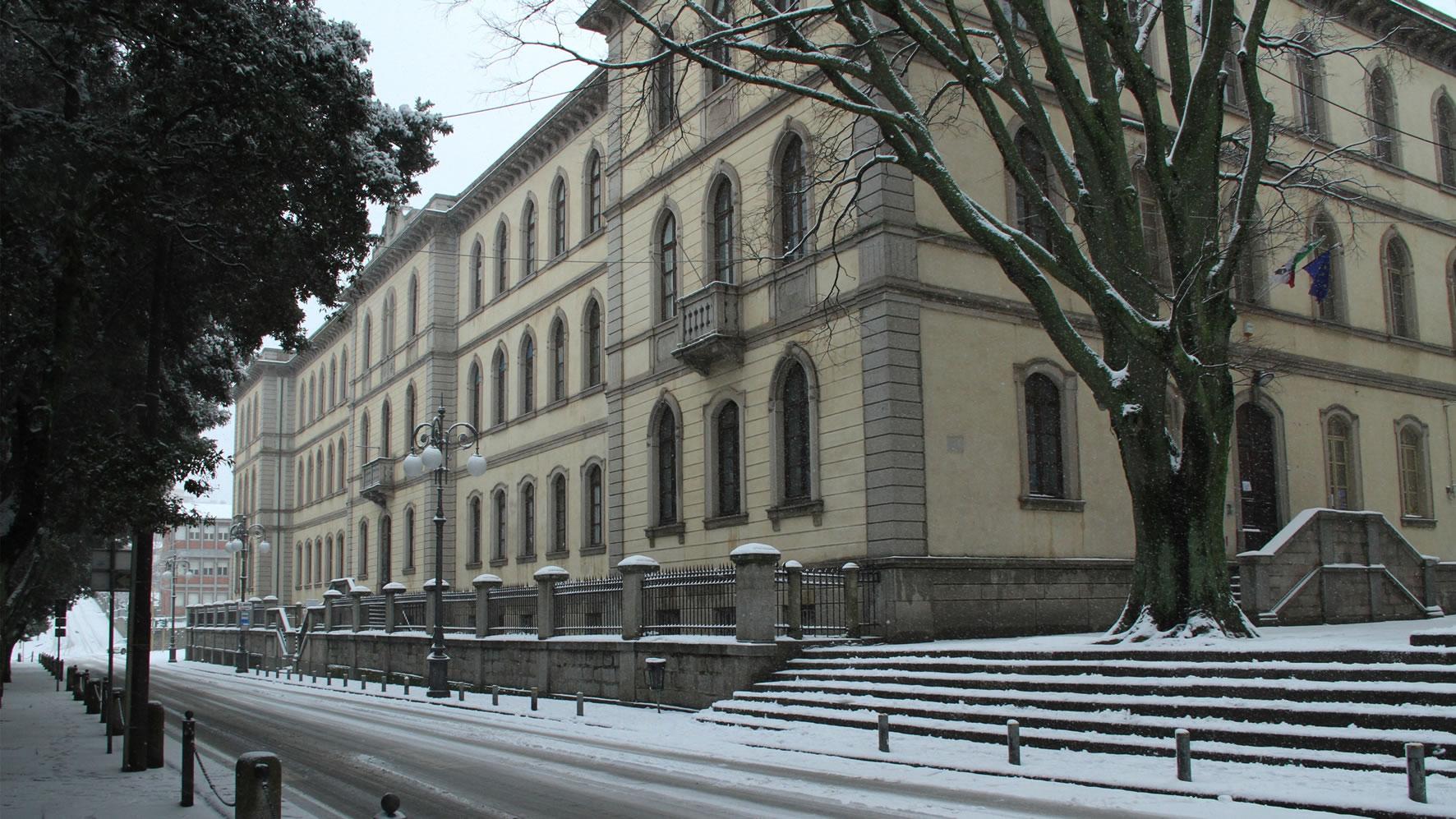 Parco delle Rimembranze, Tempio Pausania