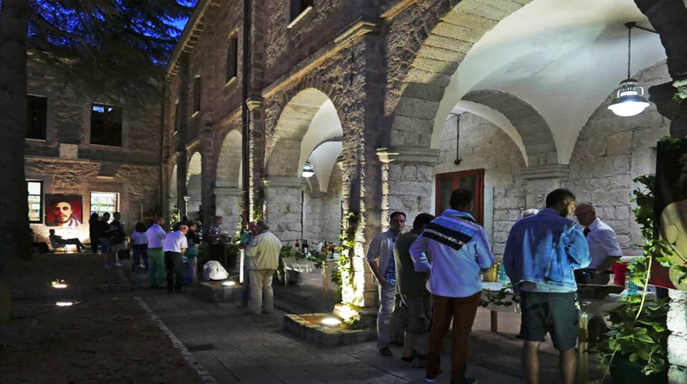 Convento degli Scolopi tempio pausania