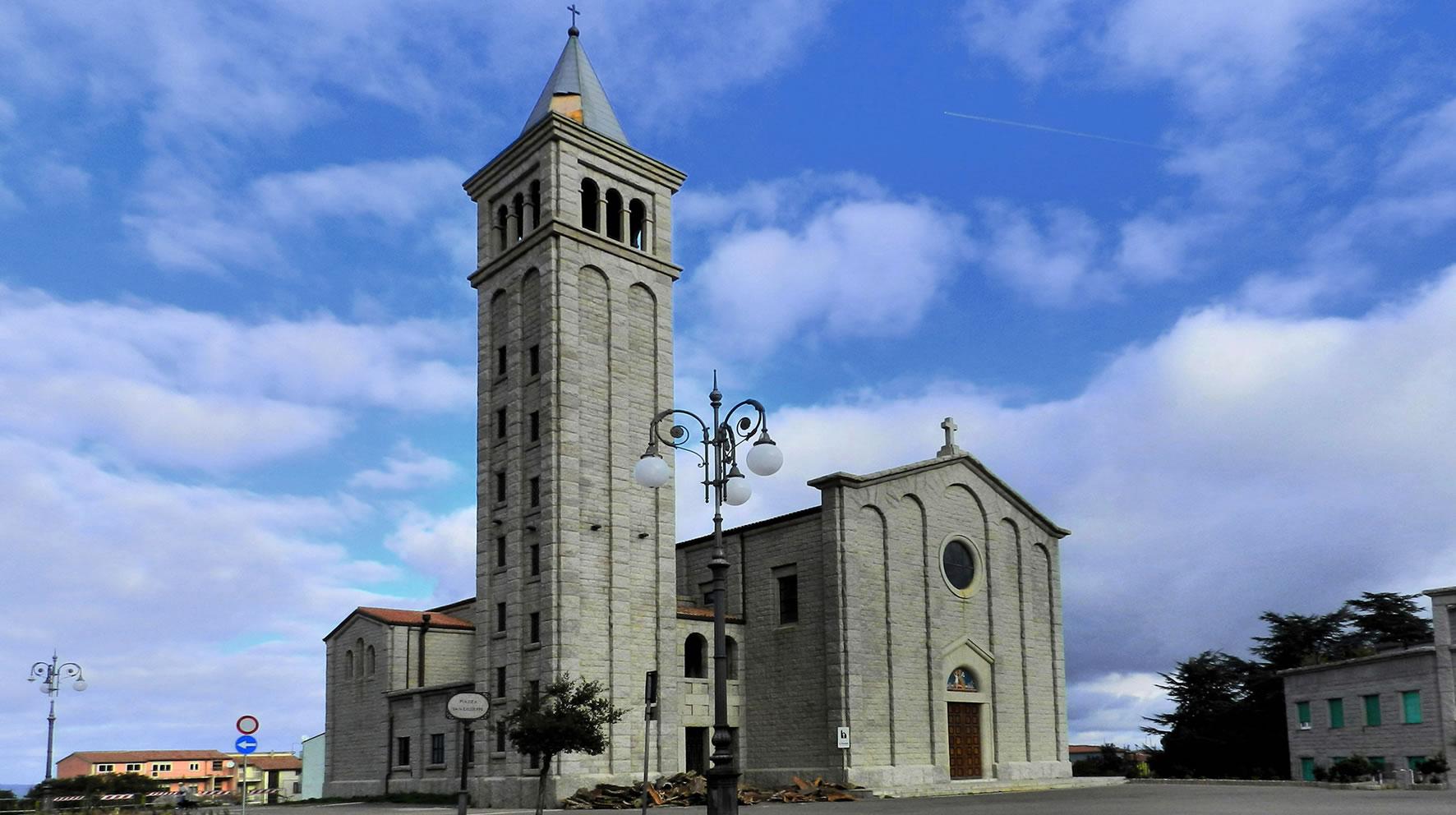 Chiesa di San Giuseppe, Tempio Pausania
