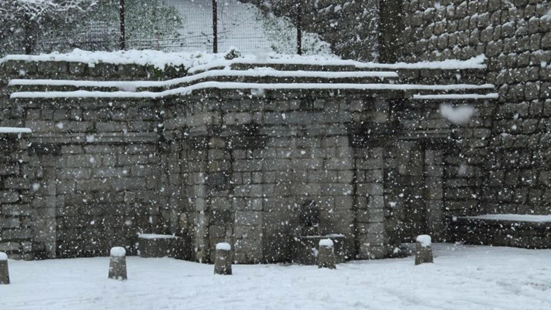 Fontana di Pastini, Tempio Pausania