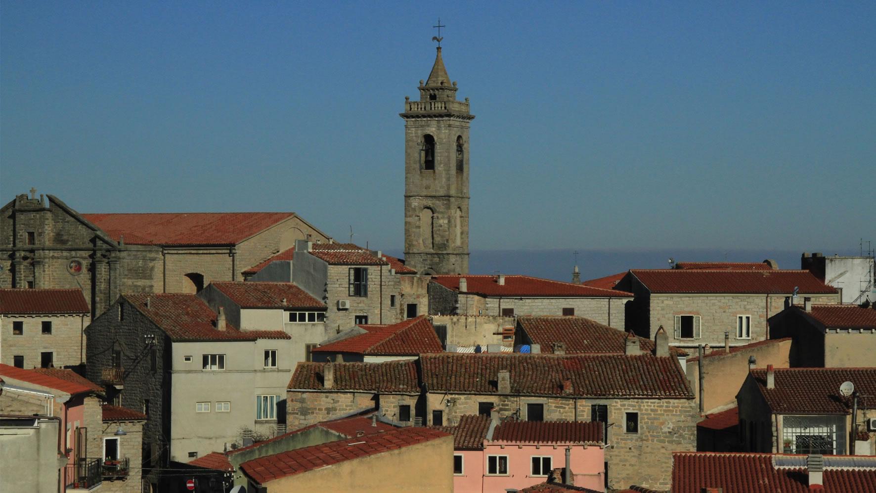 Rione Misorro, Tempio Pausania