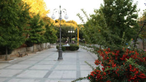 Piazza Manurrita, Tempio Pausania