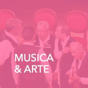 Musica e arte Tempio Pausania