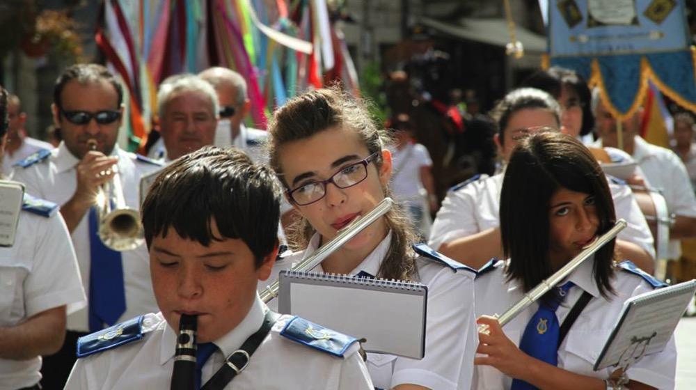 banda musicale tempio pausania