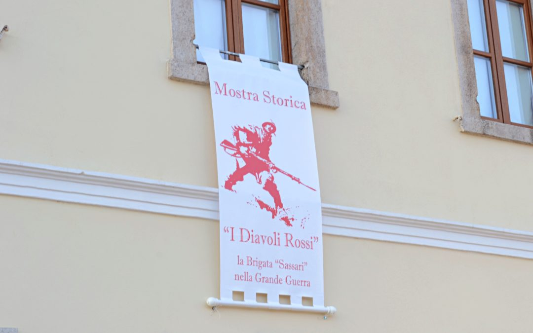 I Diavoli Rossi: la Brigata Sassari nella Grande Guerra