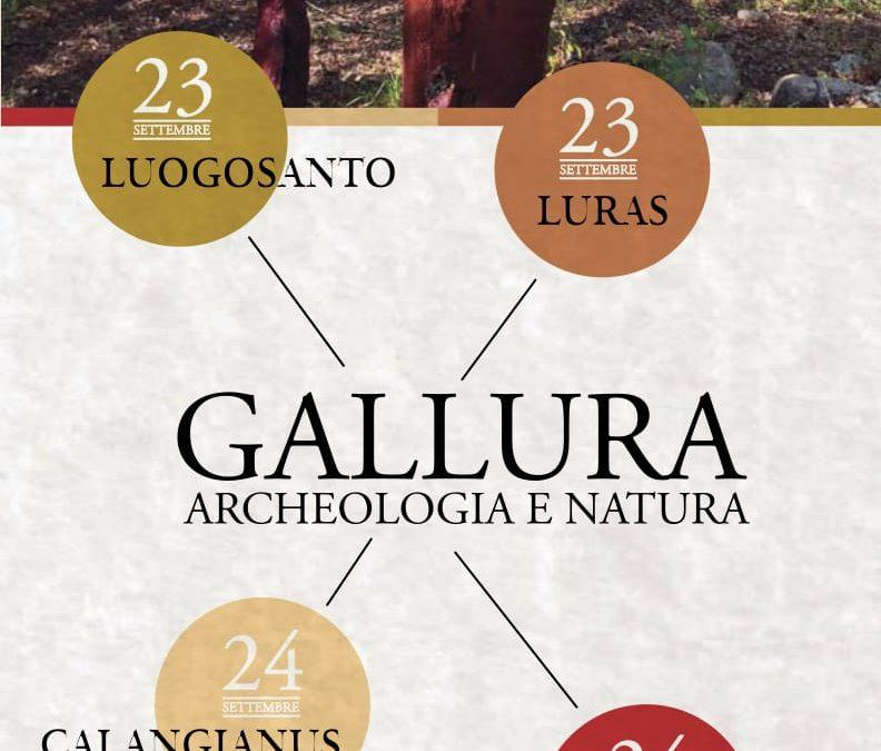 Giornate Europe del Patrimonio: Scopriamo la Gallura