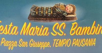 Festa Maria Santissima Bambina