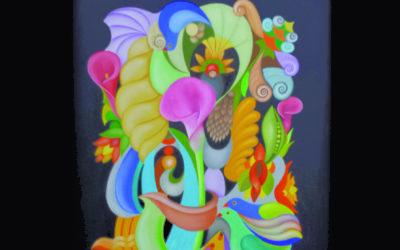 Mostra di pittura di Luisella Roma Stangoni