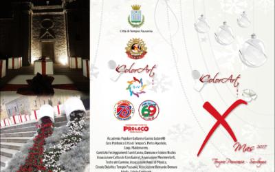 Xmas Tempio 2017: il programma dell'evento natalizio tanto atteso