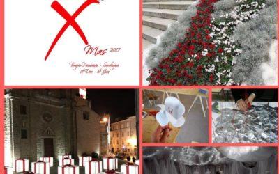 """Natale in città, cresce l'attesa per """"Xmas Tempio 2017"""""""