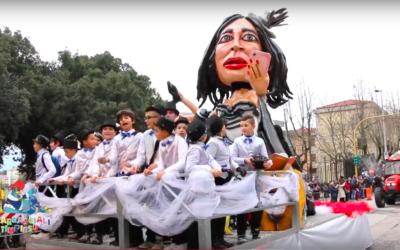 """La Fabbrica del Carnevale – Il Carnevale dei Bambini – """"Carrasciali Timpiesu 2018"""""""