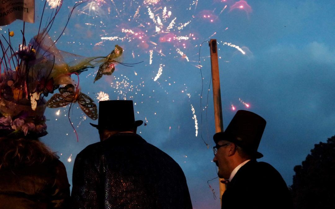 """Si è concluso con un grande successo di pubblico il Carnevale di  Tempio 2019 – Lu """"Carrasciali Timpiesu"""" 2019."""