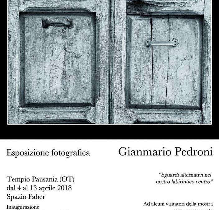 Esposizione fotografica di Gianmario Pedroni