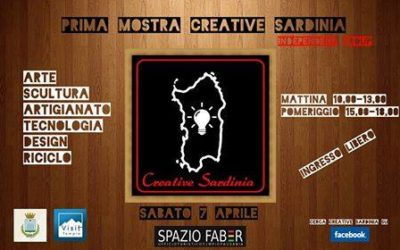 "Prima mostra ""Creative Sardinia"""