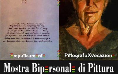Mostra bipersonale di pittura: Luana Sotgiu e Giovanni Benedettini. Dal 14 al 26 aprile