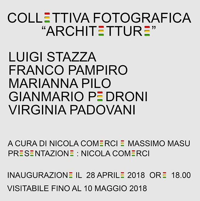 """Collettiva fotografica """"Architetture"""""""
