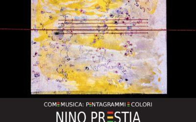 """""""Come Musica: Pentagrammi a Colori"""" di Nino Prestia"""