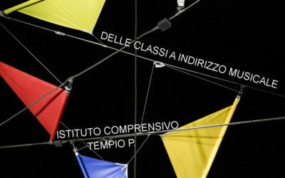 Musica in piazza: concerto delle classi a indirizzo musicale