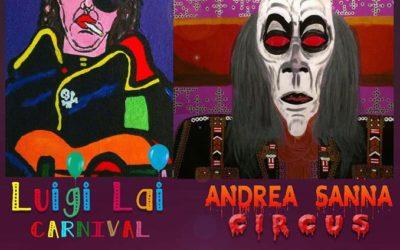 Esposizione bipersonale di pittura: Carnival-Circus