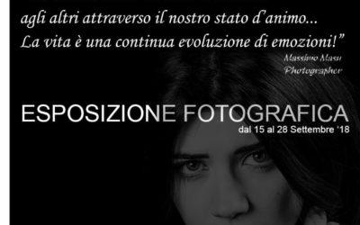 Esposizione fotografica di Massimo Masu