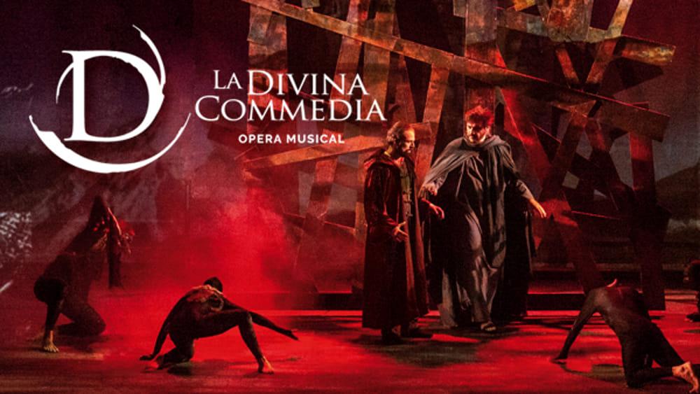 """06/08/2019 """"Musical Divina Commedia"""" – Piazza Gallura – Tempio Pausania"""