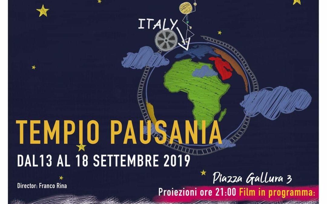Cinemadamare – Tempio Pausania – dal 13 al 18 Settembre 2019