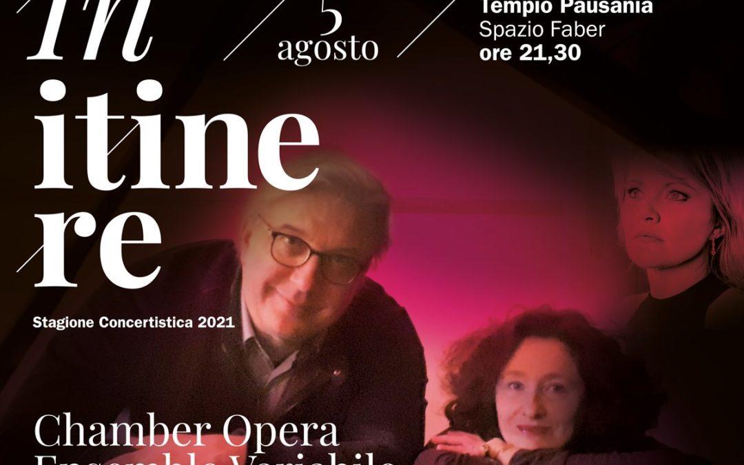 INITINERE – il 5 agosto musica classica allo Spazio Faber