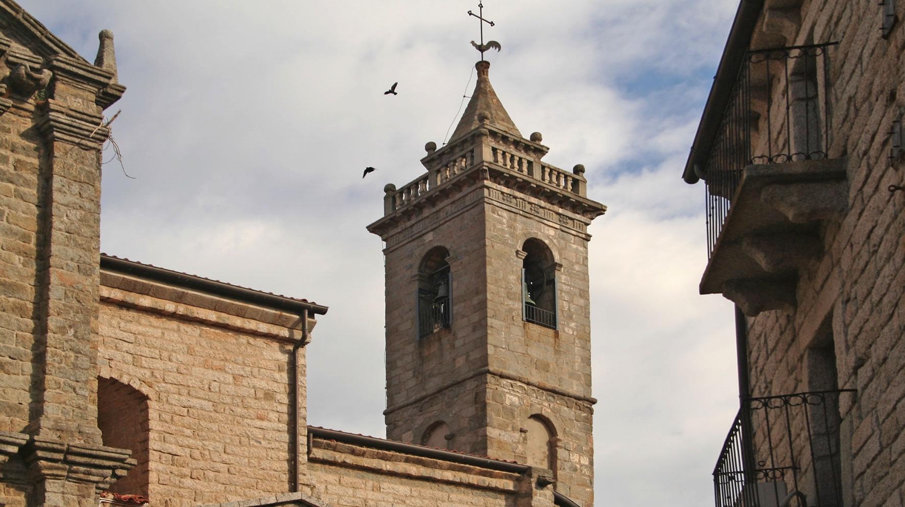 Campanile Chiesa San Pietro, Tempio Pausania