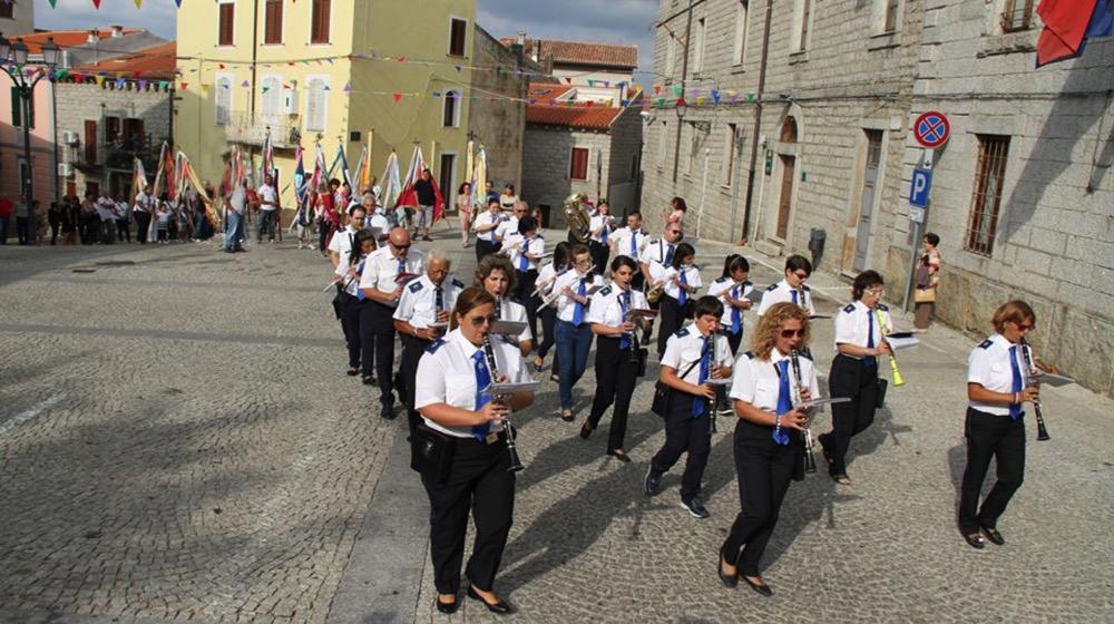 Banda Musicale Tempio Pausan