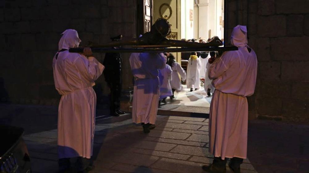 Via Crucis tempio pausania
