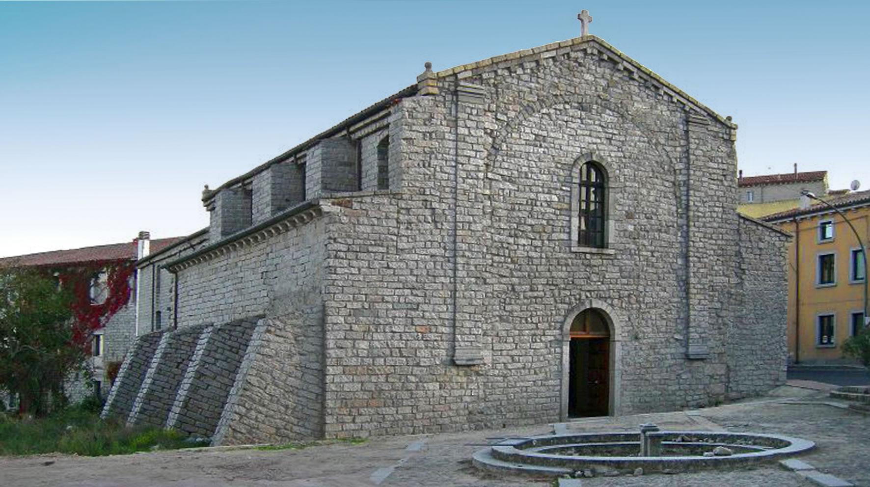 Chiesa di San Francesco, Tempio Pausania