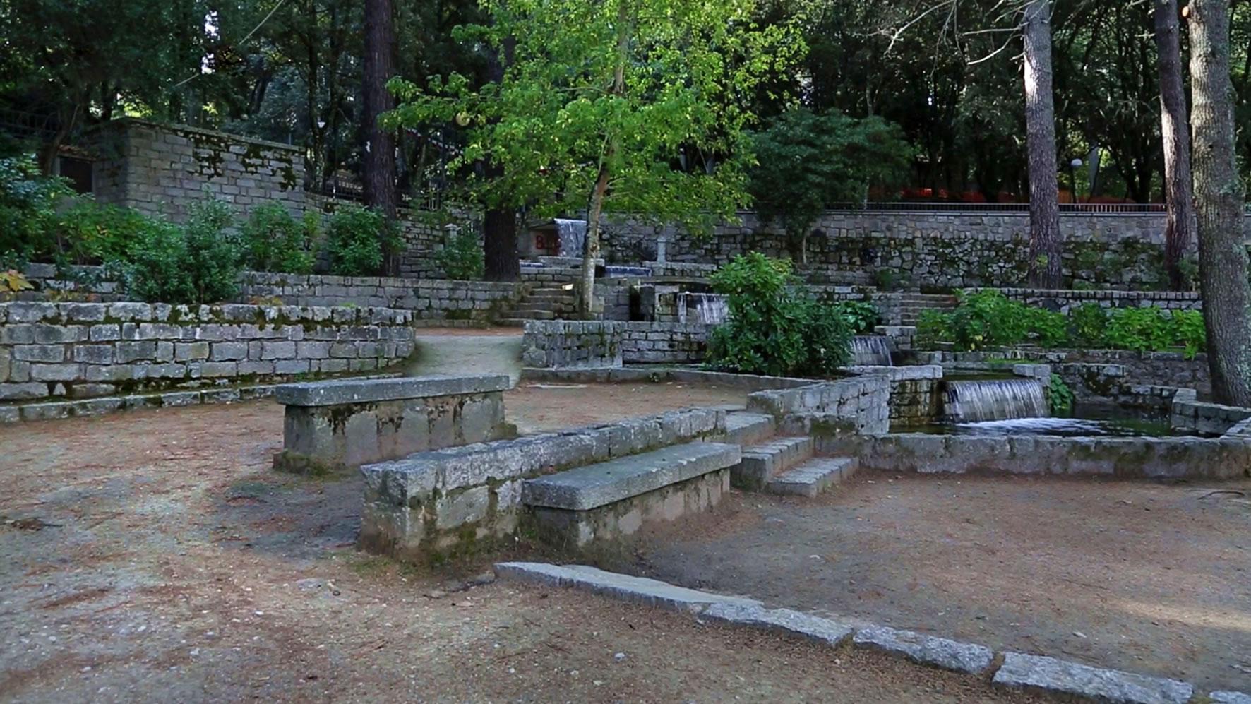 Viale Fonte Nuova, Tempio Pausania