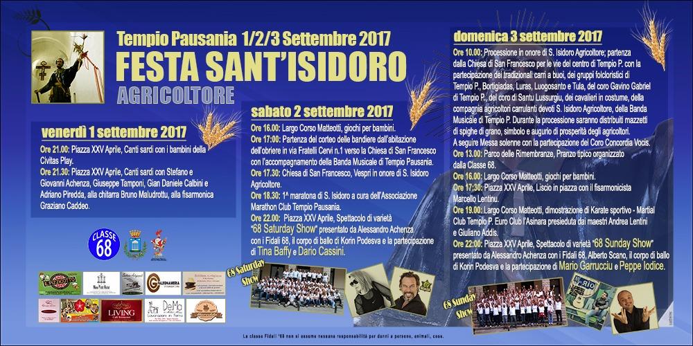 Festa Sant'Isidoro Agricoltore