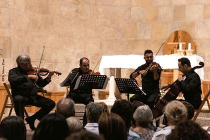 II Festival Internazionale di Musica da Camera della Gallura: Quartetto Euforitmia