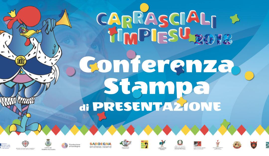 2° Comunicato Stampa Carrasciali Timpiesu 2018
