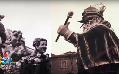 """La Fabbrica del Carnevale – La Storia – """"Carrasciali Timpiesu 2018"""""""
