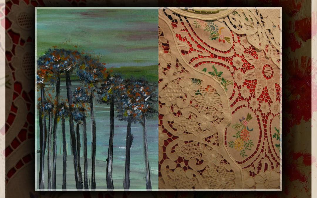 Mostra di pittura e ricamo: Bonaria Pala & Marilena Bacciu