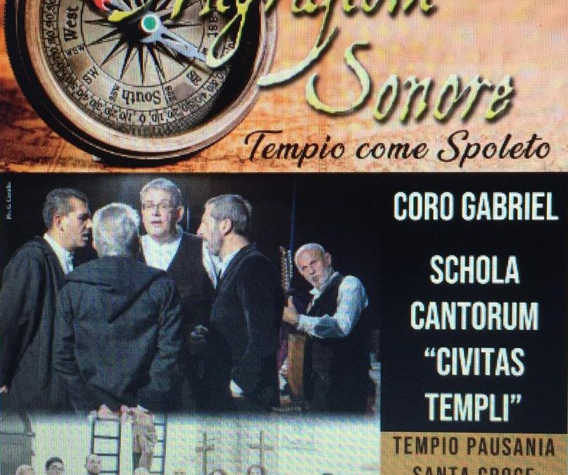 IV Edizione – Migrazioni Sonore – Tempio Pausania