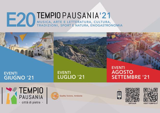 E20 Tempio Pausania 2021